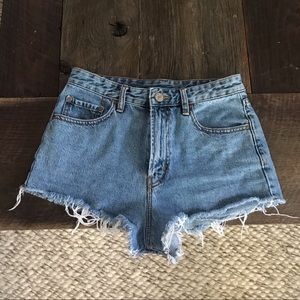 BDG Cheeky Shorts from Urban Outfitters